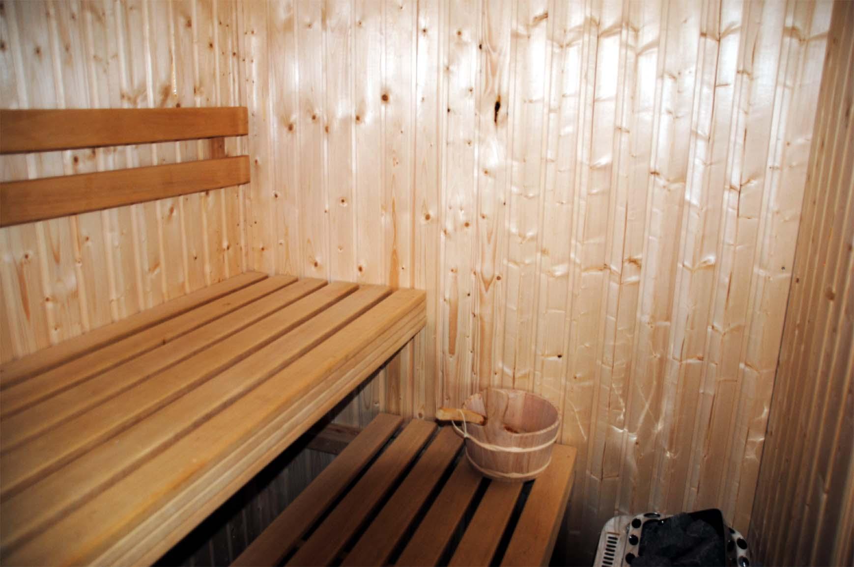 Ferienhaus Meeresbrise - Sauna