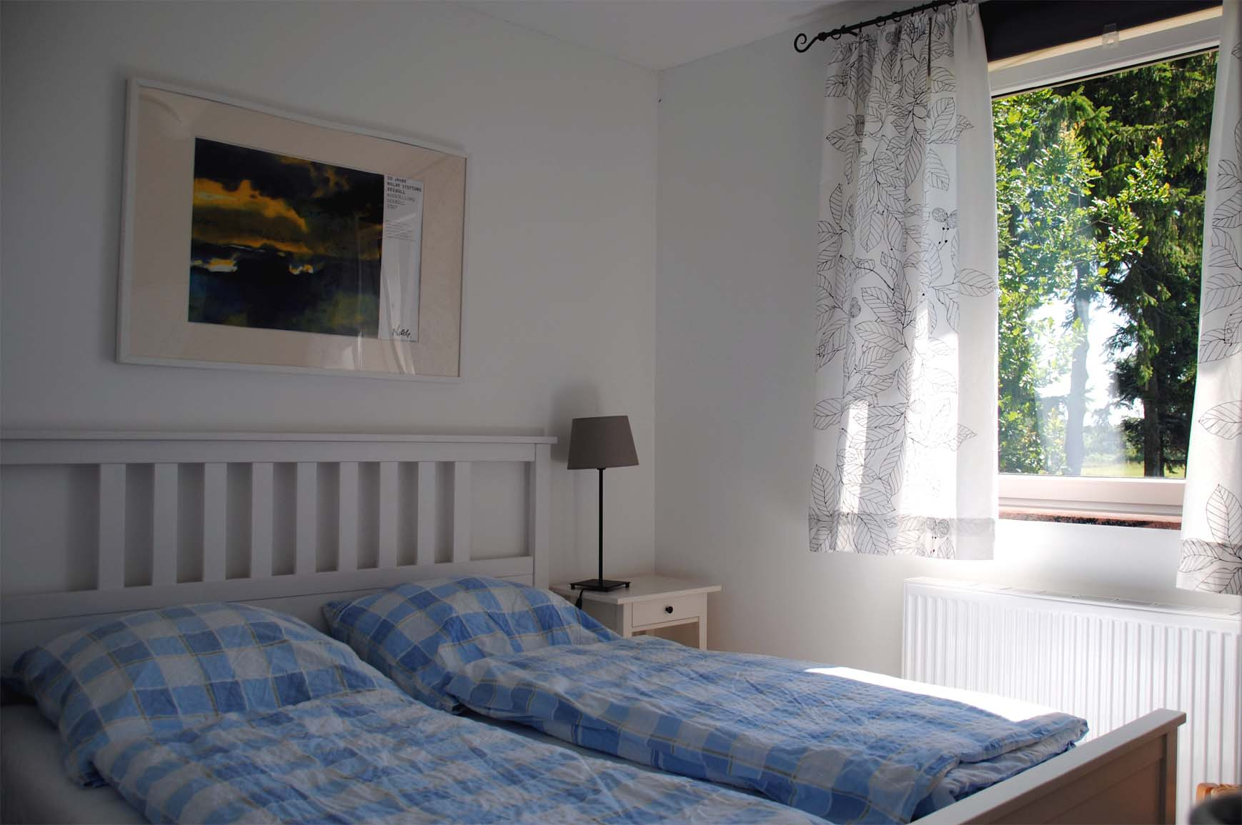 Ferienhaus Meeresbrise - Schlafzimmer