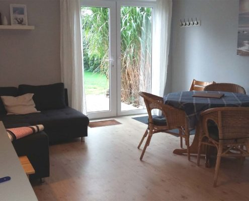 Ferienwohnung Apfelgarten - Wohnzimmer