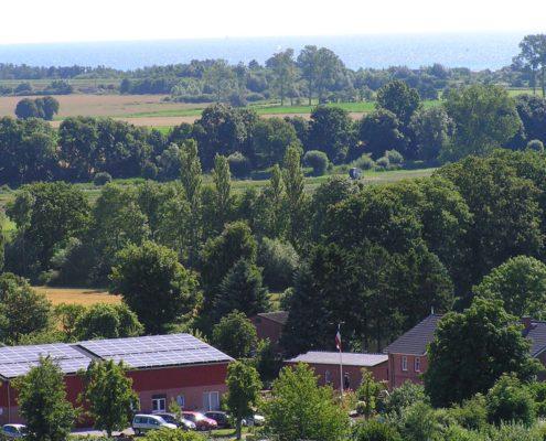 Luftbild Hof Faasel